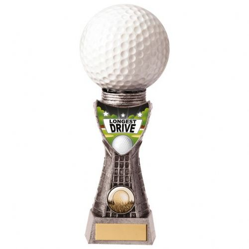 Valiant Golf Longest Drive Award 255mm